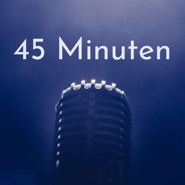 Gesangstunde45 Minuten